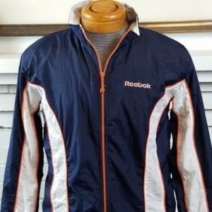 Reebok Running Track Suit Full Zip Windbreaker